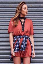 Shop Charlotte Crosby's Collection From In The Style